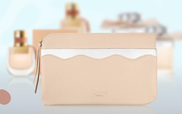 Chloe toaletna torbica
