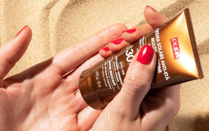 Multifunction sunscreen krema SPF